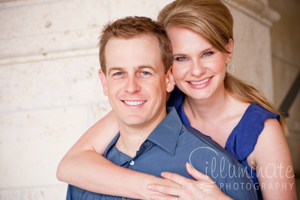 Julie & Chris - April 16, 2011